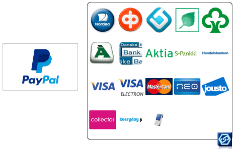 HUMANTOOL invoice Checkout Klarna Paypal Methods of payment