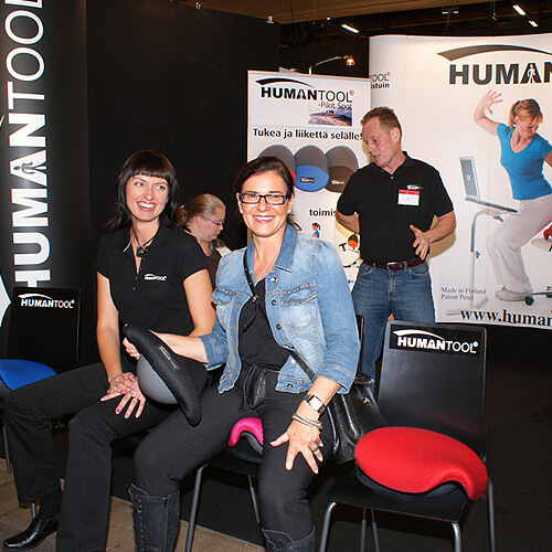 Humantool at the fair - Meet you there!